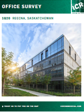 1Q Regina Office Survey