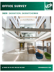1Q Saskatoon Office Survey
