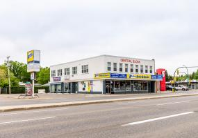 1006 8th Street East, Saskatoon SK, retail, for lease, 1006 8th St, office, Clarence Avenue, Scotiabank