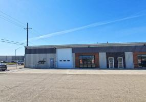 Industrial For Lease 50th St E In 837 50th St E, Saskatoon, SK, 837 50th Street East, For Lease, Millar Avenue