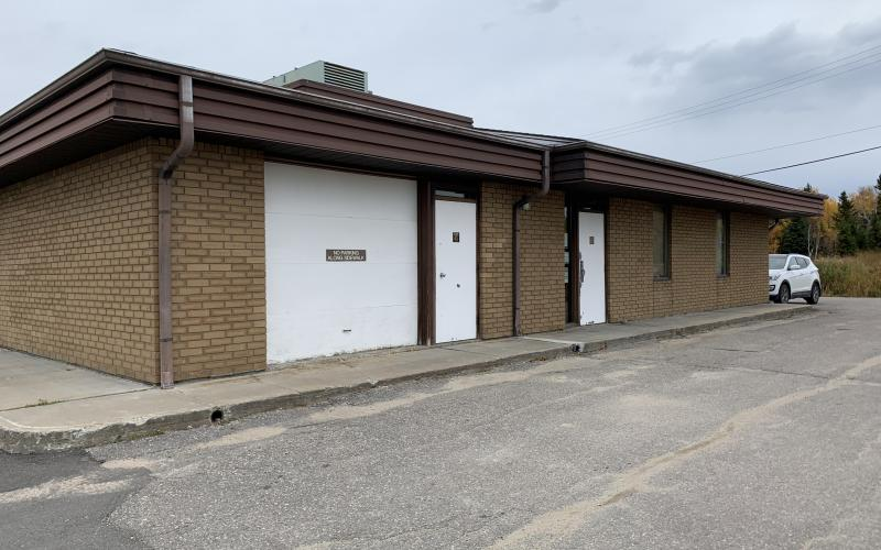 Investment Sale, Creighton SK, Provincial Office Building, 289 1st St E Creighton SK, 289 1st Street East,  for Sale, office, 1.51 acres, 10734 SF, net operating income, investment, court house, central services