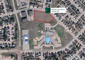 309 Morrison Dr, Yorkton SK, development land, for sale, land for sale 309 Morrison Drive, Yorkton, 1.51 acres,
