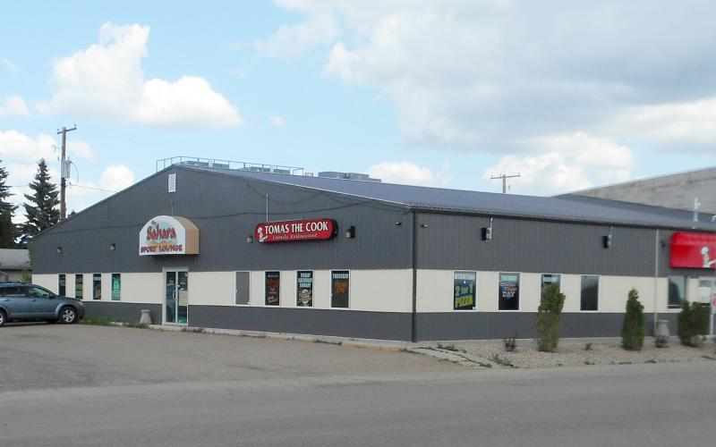 112 North Railway St E, Warman SK, North Railway Street East, real estate, assets, for sale, restaurant, banquet, walk-in cooler, lounge, kitchen