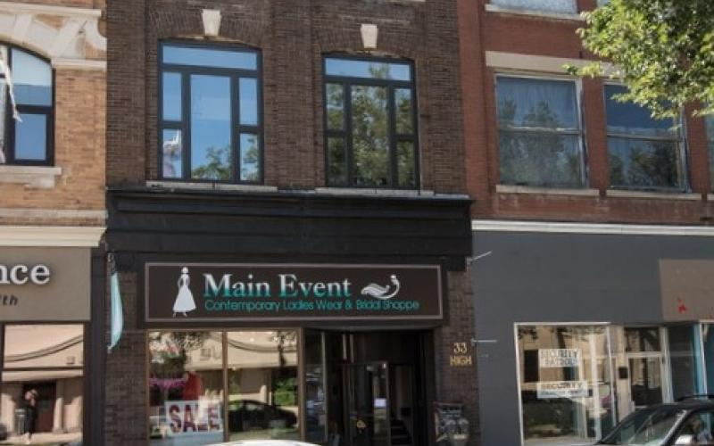 33 High St W, Moose Jaw, SK, ,Retail,For Lease,High St W,2121