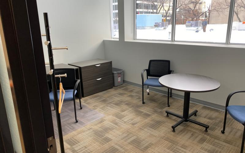 Office For Sublease 832 SF, office, 315 22nd St E, Saskatoon SK, 315 22nd Street East, Saskatoon 2nd floor, office