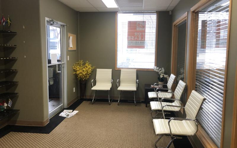 Office For Lease 8th St E In 1265A 8th St E Saskatoon, SK, 1265A 8th Street East, Saskatoon, SK, office, for lease, 1450 SF