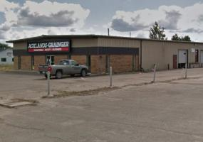 Retail For Sale 1st Ave W In 514 1st Ave W, Meadow Lake, SK  1st Ave W In 514 1st Ave W, Industrial, clearspan, highway, 514 1st Avenue West, Industrial - Meadow Lake, 6000 SF