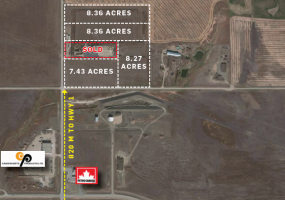 RM of Edenwold, SK, ,Land,For Lease,2169