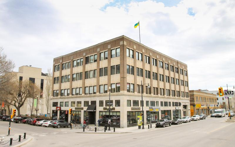 220 3rd Ave S, saskatoon, SK, ,Investment,For Sale,Avenue Building,3rd Ave S,2170