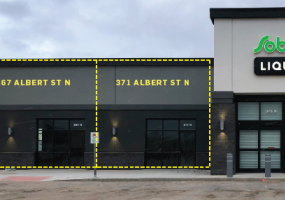367 Albert St, Regina, SK, ,Retail,For Lease,Albert St,2242