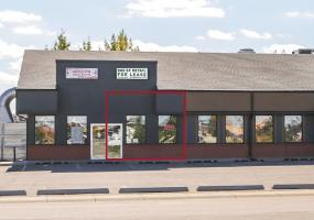 Retail For Lease , 101 Centennial Dr S, Martensville SK, for lease, retail, Unit 2, 101 Centennial Drive South, Martensville, 800 SF