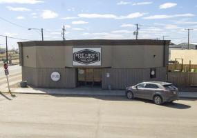 Retail For Sale 101 Main St in Rosetown SK, Retail, for sale, 101 Main Street, Rosetown SK, 5672 SF, restaurant, lounge, real estate, bar, turnkey, fully-equipped