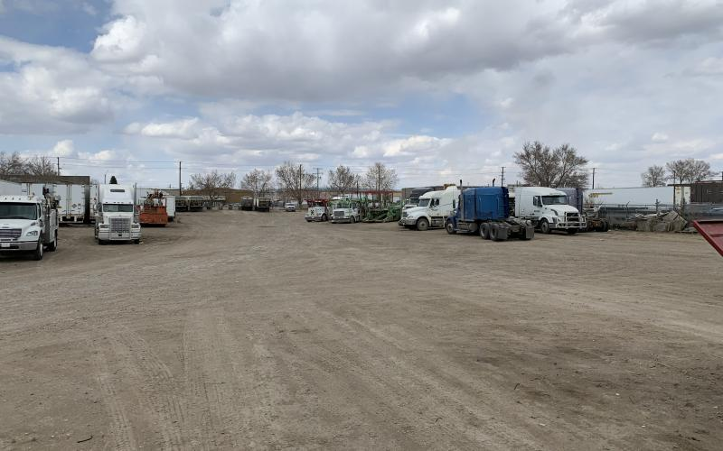 Industrial For Lease 46th St E In 620 46th St E, Saskatoon, SK, 620 46th Street East Saskatoon SK, land, industrial,  1.0 acres, 9900 SF, building, shop, warehouse, mezzanine