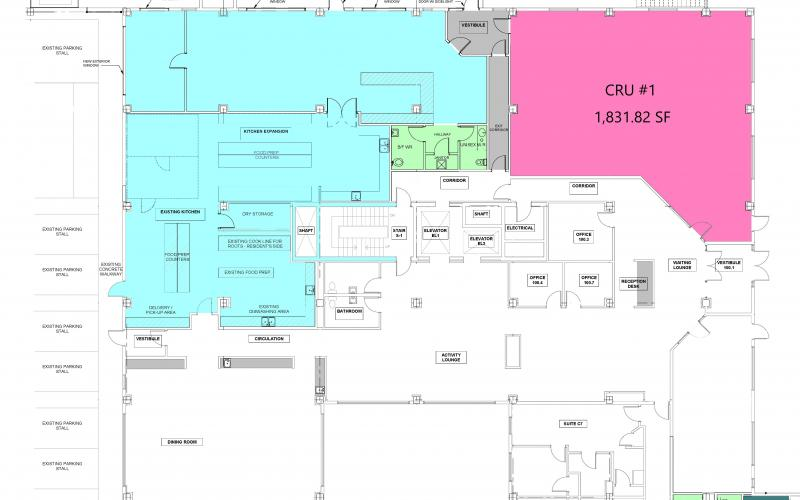 4000 James Hill Rd, Regina, SK, ,Retail,For Lease,James Hill Rd,2317