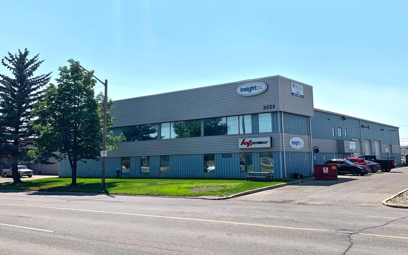 Office For Lease 3223 Millar Ave in Saskatoon SK, 1436 SF, office, for lease, north industrial, circle drive, 3223 Millar Avenue