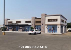 Retail For Lease, Centennial Blvd In 810 Centennial Blvd, Warman, SK, 810 Centennial Boulevard, Warman, Legends Plaza,Pad site