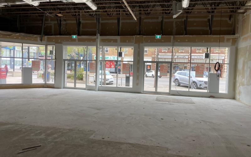 Retail For Lease 2nd Ave S In 123 2nd Ave S, Saskatoon, SK, 123 2nd Avenue South, Scotia Centre, retail