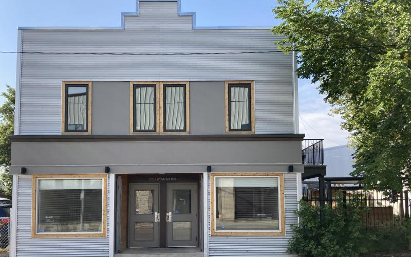 office for lease, 325 21st St W in Saskatoon, SK, 325 21st Street West, main floor, 1500 SF, built-out, boardroom