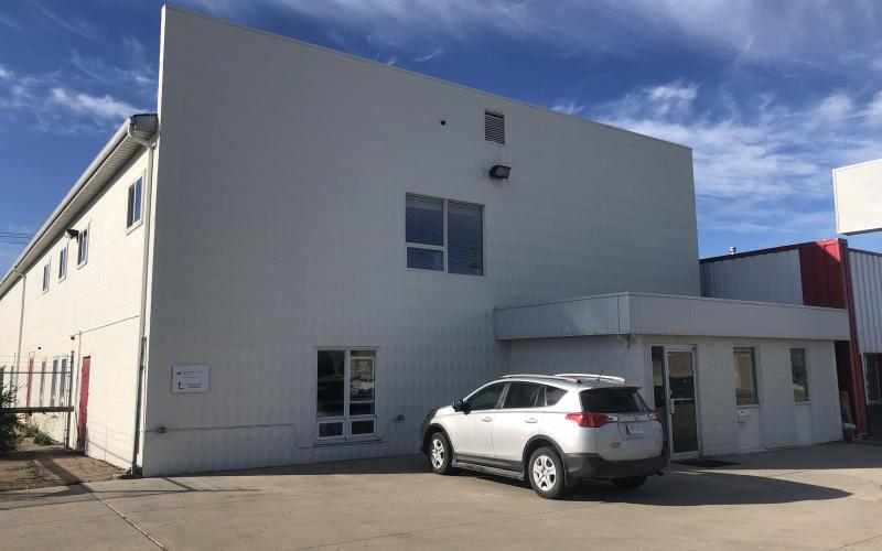 industrial for lease 215 103rd St E Saskatoon SK, 6445 SF, industrial, 215 103rd Street East, for lease, office, storage garage, 3-phase