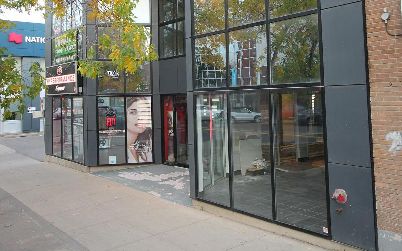 136 2nd Ave S, Saskatoon, SK, retail for Lease, 2nd Ave , 136 2nd Avenue South, Saskatoon, retail, office, 1204 SF
