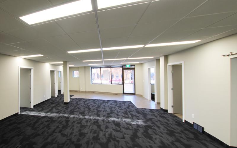 Office For Lease 4th Ave N In 304 4th Ave N, Saskatoon, SK, 304 4th Avenue North, Saskatoon, office, for lease, main floor, 2216 SF