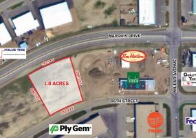 Land For Sale 66th St E In 826 66th St E, Saskatoon, SK, 1.8 acres, 826 66th Street East, development land