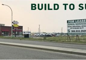2625 11th St W, Saskatoon, SK, ,Land,For Lease,11th St W,1278