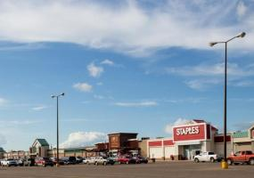 Retail For Lease Railway Ave E In 11429 Railway Ave E, North Battleford, SK, Retail For Lease - Frontier Centre, 11429 Railway Avenue East