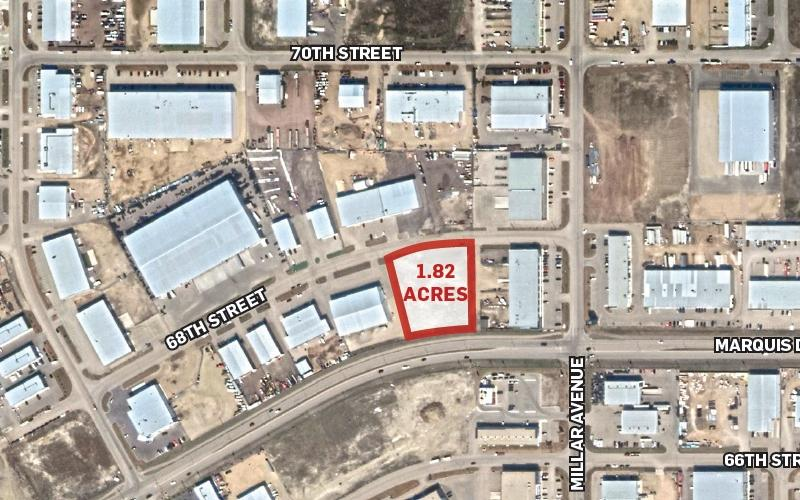 Land For Lease 68th St E In 343 68th St E, Saskatoon, SK, 343 68th Street East, development land, industrial, 1.82 acres