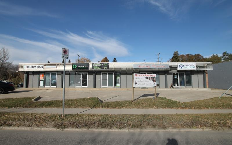 1103-1121 8th St E, Saskatoon, SK, ,Office,For Lease,8th St E,1340