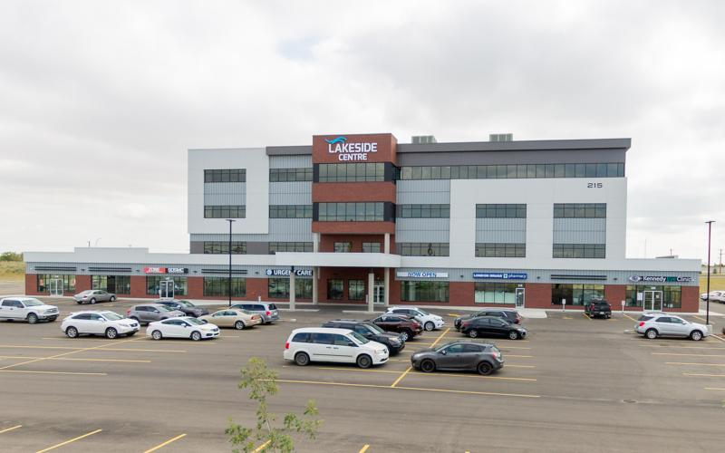Office For Sublease Joseph Okemasis Dr In 215 Joseph Okemasis Dr, Saskatoon, SK, Lakeside Medical Centre, 215 Joseph Okemasis Drive,  2035 SF