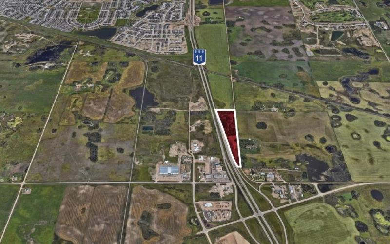 Land For Sale Highway 11 South In Highway 11 South, RM of Corman Park, SK, development land, 11.59 acres