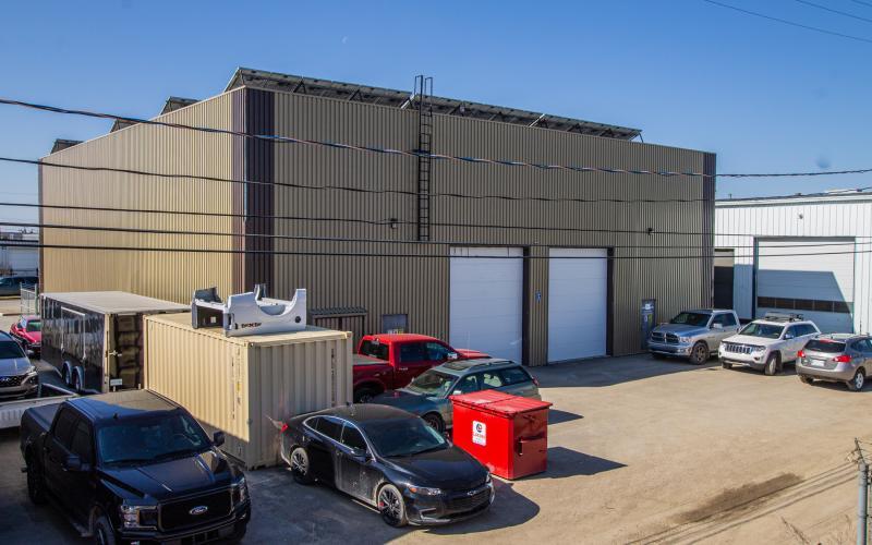 514 45th St E, Saskatoon, SK, ,Industrial,For Lease,45th St E,1456