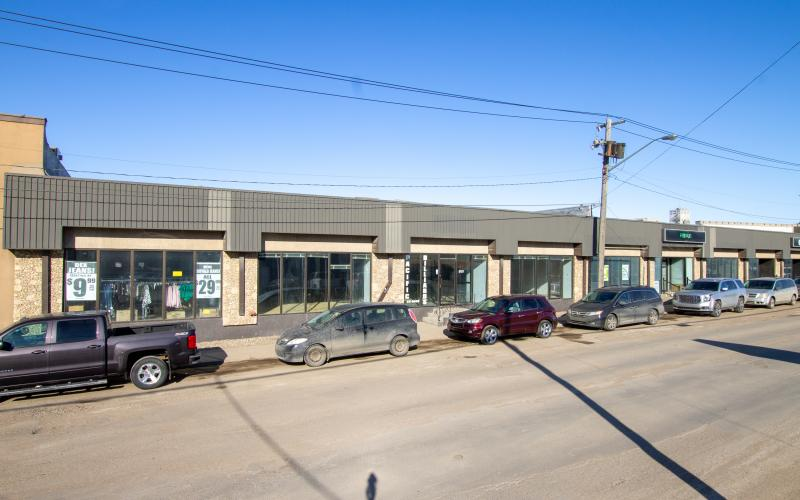 609 1st Ave N, Saskatoon, SK, ,Office,For Lease,1st Ave N,1460