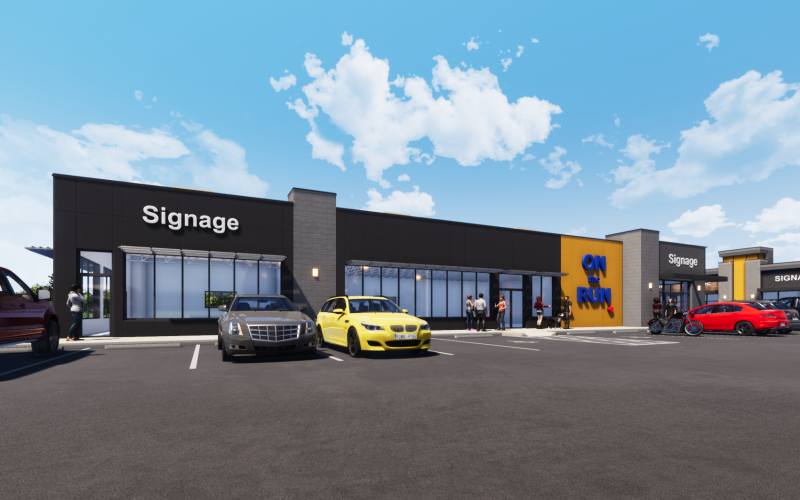 Retail For Lease 68th In 243 68th St E, Saskatoon, SK, retail, Marquis Plaza, development site, 7700 SF, 243 68th Street East, Marquis Drive