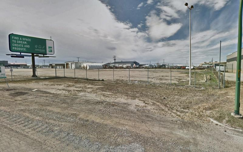 Industrial For Lease Idylwyld Dr N In 3525 Idylwyld Dr N, Saskatoon, SK, land, buildings, 3525 Idylwyld Drive North, 1.0 acre