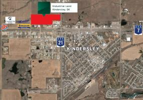 Land For Sale Highway 21 In Highway 21, Kindersley, SK, development land, 47 acres, $100000 per acre