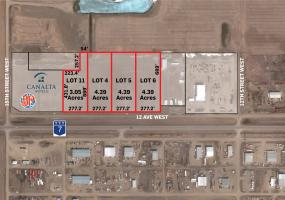 Highway 7, Kindersley, SK, ,Land,For Sale,Highway 7,1496
