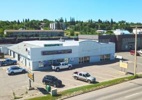 Retail For Lease 15th St E In 129 15th St E, Prince Albert, SK, 129 15th Street East, 6364 SF