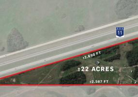 Land For Sale Haultain Rd In Surface Parcel 147917751 Haultain Rd, Dundurn, SK, for sale, Haultain Road, Dundurn, SK RM Dundurn, 22 acres, development land