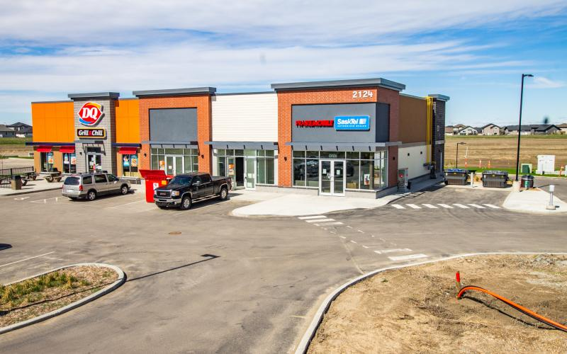 Retail For Lease McClocklin Rd In 2110 McClocklin Rd, Saskatoon, SK, 2110 McClocklin Road, Hampton Heights, 2000 SF, retail, Hampton Village, Claypool Drive