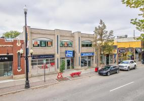 Office For Lease Broadway Ave In 640 Broadway Ave, Saskatoon, SK, 640 Broadway Avenue, 2nd floor, 2278 SF, office, for lease, furnished, furniture