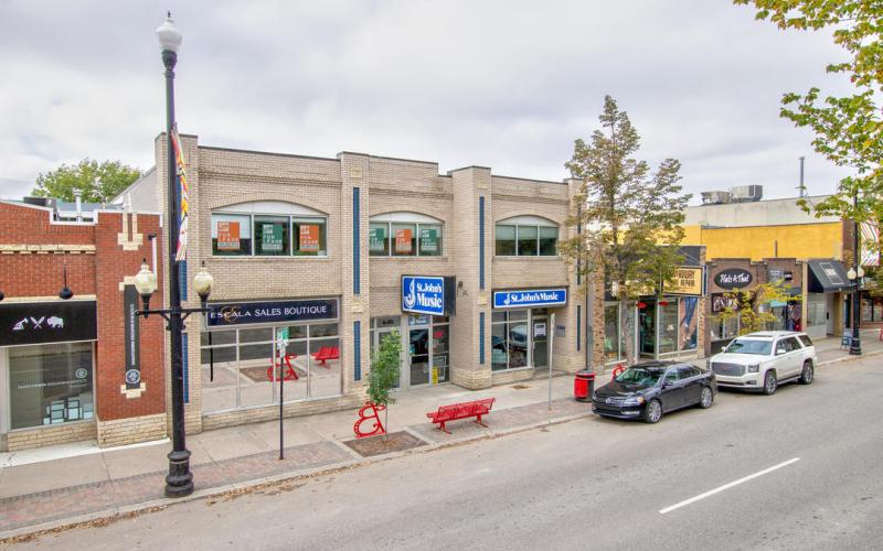 Office For Lease Broadway Ave In 640 Broadway Ave, Saskatoon, SK, 640 Broadway Avenue, 2nd floor, 2278 SF, office