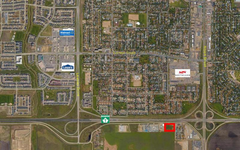 South Service Road, Regina, SK, ,Land,For Sale,South Service Road,1671