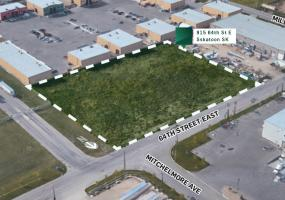 Land For Sale 64th St In 915 64th St, Saskatoon, SK, 915 64th Street East, SAskatoon SK, 2.72 acres, fully-serviced, Millar Avenue, land, development land