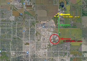 Fleet St, Regina, SK, ,Land,For Lease,Fleet St,1715