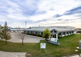Office For Sale Thatcher Ave In 3735 Thatcher Ave, Saskatoon, SK, 3735 Thatcher Avenue, Marquis Drive, 0.98 Acres