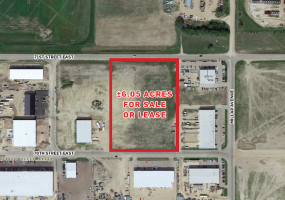 Land For Sale 70th St E In 342 70th St E, Saskatoon, SK, 342 70th Street east,  6.05 Acres