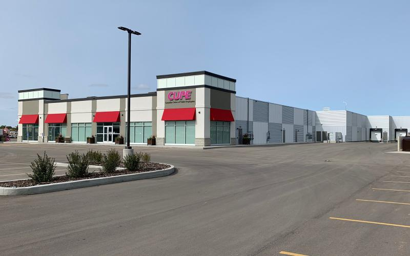 Retail For Lease Broadway St E In 230 Broadway St E, Yorkton, SK, 230 Broadway Street East, Broadway Crossing