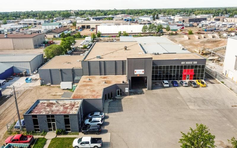 Industrial For Sale 105th St E In 139 105th St E, Saskatoon, SK, 139 105th Street East, for Lease, 43294 SF